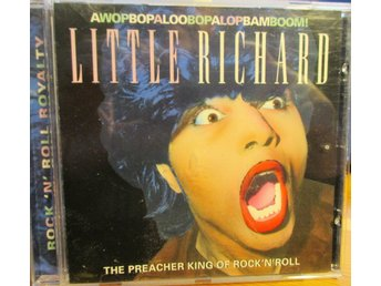 LITTLE RICHARD /CD/The Preacher king of r&r