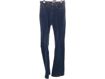 Perfect Jeans Gina Tricot, Jeans, Strl: XS, Blå