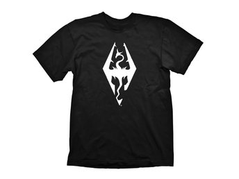 Elder Scrolls V Skyrim  T-Shirt Medium