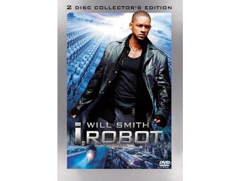 I Robot (Will Smith) - 2-Disc - DVD