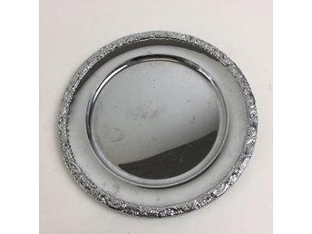 bricka i silver