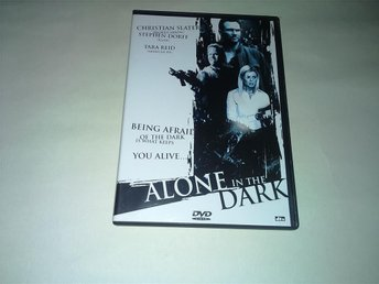 Alone In The Dark (Christian Slater, Tara Reid)