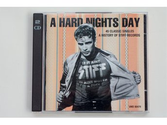 A Hard Nights Day -  A History Of Stiff Records - 2 CD