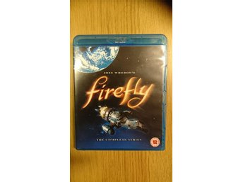 Firefly the complete series (blu-ray) eng import