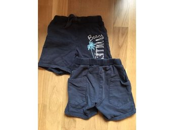 2 Name it shorts superfina storlek 98 - Höllviken - 2 Name it shorts superfina storlek 98 - Höllviken