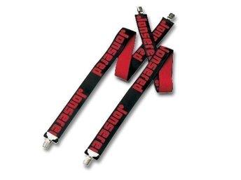 JONSERED hängslen med clips (motorsåg) - mycket snygga och praktiska! - Hovmantorp - JONSERED hängslen med clips (motorsåg) - mycket snygga och praktiska! - Hovmantorp