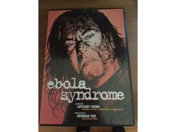 Ebola syndrome Reg 1 Engelsk text DVD