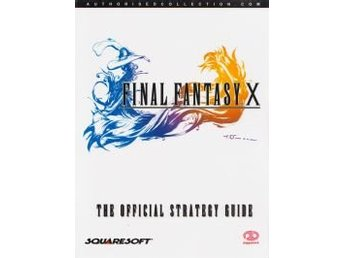 Final Fantasy X: The Official Strategy Guide (Piggyback) (Beg)