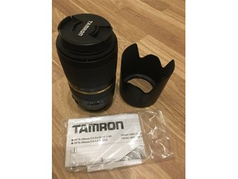 Tamron for Canon objektiv 70-300 mm ultra silent drive