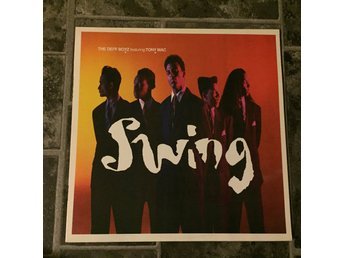 "THE DEFF BOYZ FEAT. TONY MAC - SWING. (12"")"