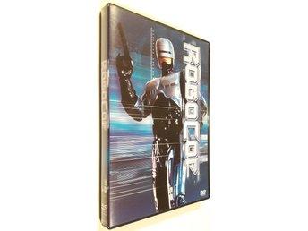 RoboCop (DVD) - Alingsås - Action från 1987 av Paul Verhoeven med Peter Weller och Nancy Allen. Gott skick! Varsamt och sparsamt använd. - Alingsås