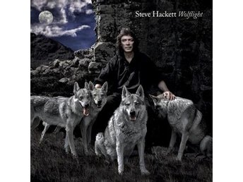 Hackett Steve: Wolflight 2015 (CD)