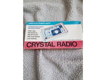 Crystal radio Junior labkit
