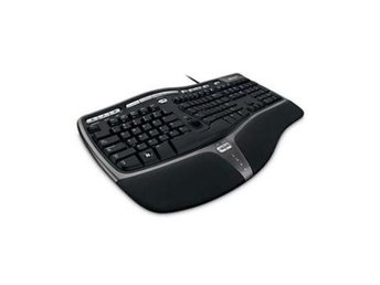 Microsoftr Natural Ergonomic Keyboard 4000 USB Nordiskt