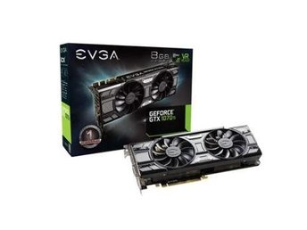 GK EVGA GeForce GTX 1070 Ti SC