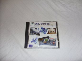 Ola Europa Guide to Europe Multimedia PC CD ROM Windows 1999