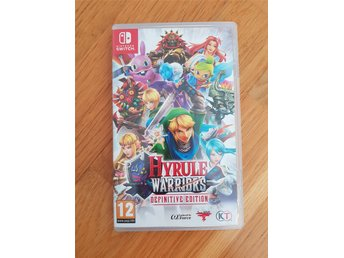 Hyrule Warriors - Definitive Edition NINTENDO SWITCH