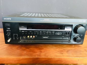 Sony STR-DA50ES surround receiver