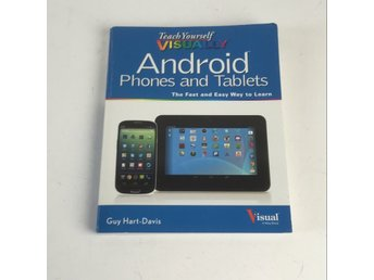 Bok, Android phones and Tablets, Guy Hart-Davis, Inbunden