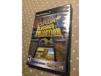 Capcom Classic Collection NYTT!