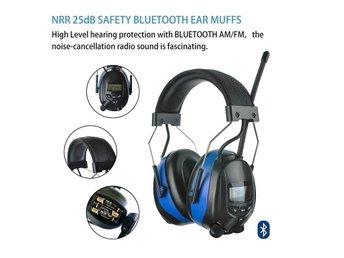 Bluetooth Hörselskydd NY (335646713) ᐈ Köp på Tradera 52bfd123481d4