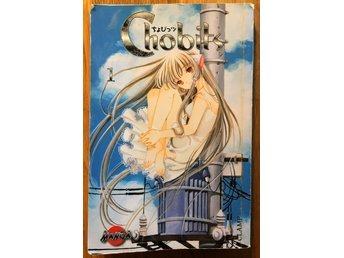 Chobits vol 1