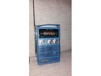 Retro radio Prince Solid-State Made in Hong-Kong