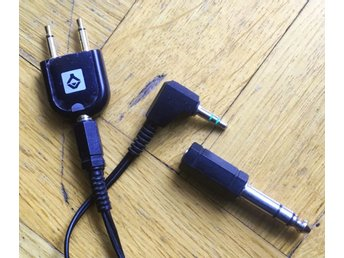 Smart - Stereo Adapter. 2x Mono. 1 meter