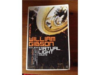 William Gibson- Virtual light- välgörenhet- hemlösa katter - Solna - William Gibson- Virtual light- välgörenhet- hemlösa katter - Solna