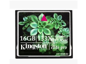Kingston Compact Flash 32GB 133x