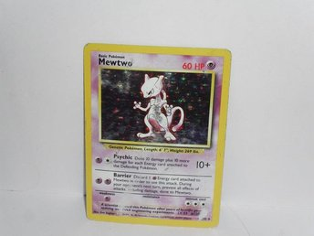 pokemonkort pokemon kort mewtwo damaged v2