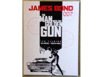 James Bond 007: The Man With The Golden Gun GN NM Ny Import