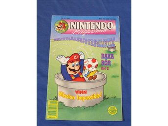 Nintendomagasinet Nintendo Magasinet 1991 Nr 10