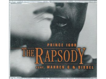 PRINCE IGOR - THE RAPSODY FEAT WARREN G ( CD MAXI/SINGLE )