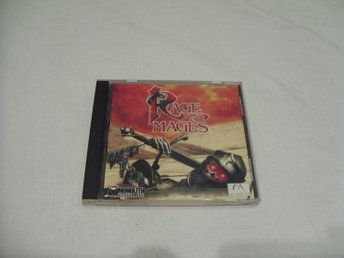 Rage of Mages PC CD ROM spel