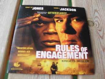 "Rules of engagement ""Pappfodral"""