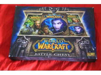World of Warcraft Battle Chest Box