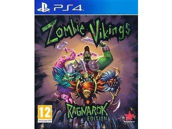 Zombie Vikings Ragnarok Edition PS4 (PS4) - Nossebro - Zombie Vikings Ragnarok Edition PS4 (PS4) - Nossebro