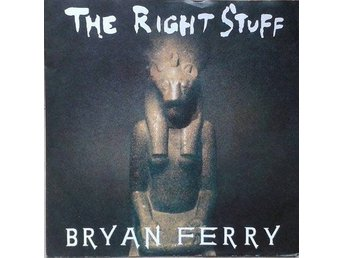 "Bryan Ferry title* The Right Stuff* Pop Rock, Disco 7"" EU"