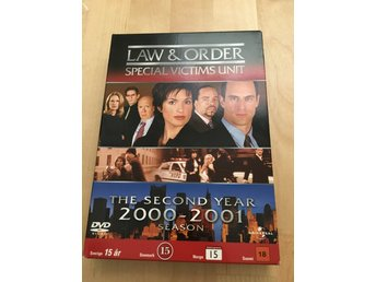 Law & Order: Special victims unit - säsong 2