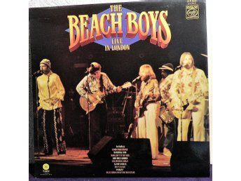 The Beach Boys – Live In London - Analogt album