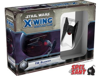 Star Wars X-Wing Miniatures Game TIE Silencer Expansion