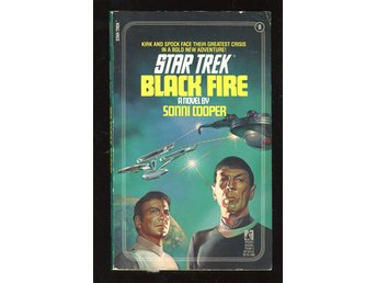 Star Trek 8 - Black Fire