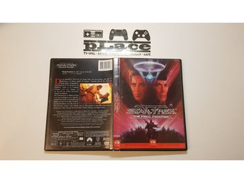 Star Trek V - The Final Frontier DVD