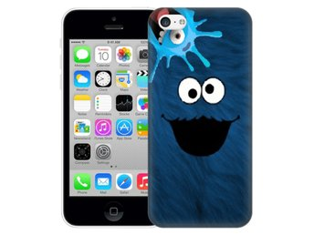 iPhone 5C Skal Cookie Monster