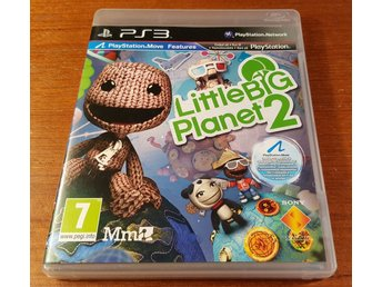 Little Big Planet 2 - Komplett - PS3 / Playstation 3