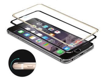 4-PACK iPhone6 Aluskydd SILVER