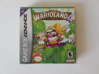 Wario Land 4 Komplett (GBA/Gameboy Advance)