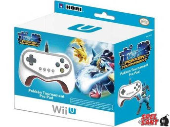Hori Wii U Pokken Tournament Pro Pad Limited Edition