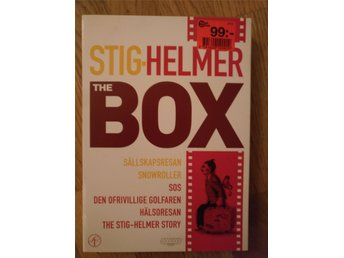 Stig Helmer the Box